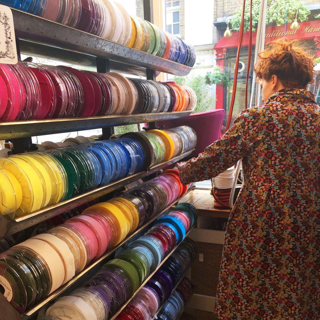 London, Bath, Cotswolds, Textile Tour, fabric tour, craft tour, design tour