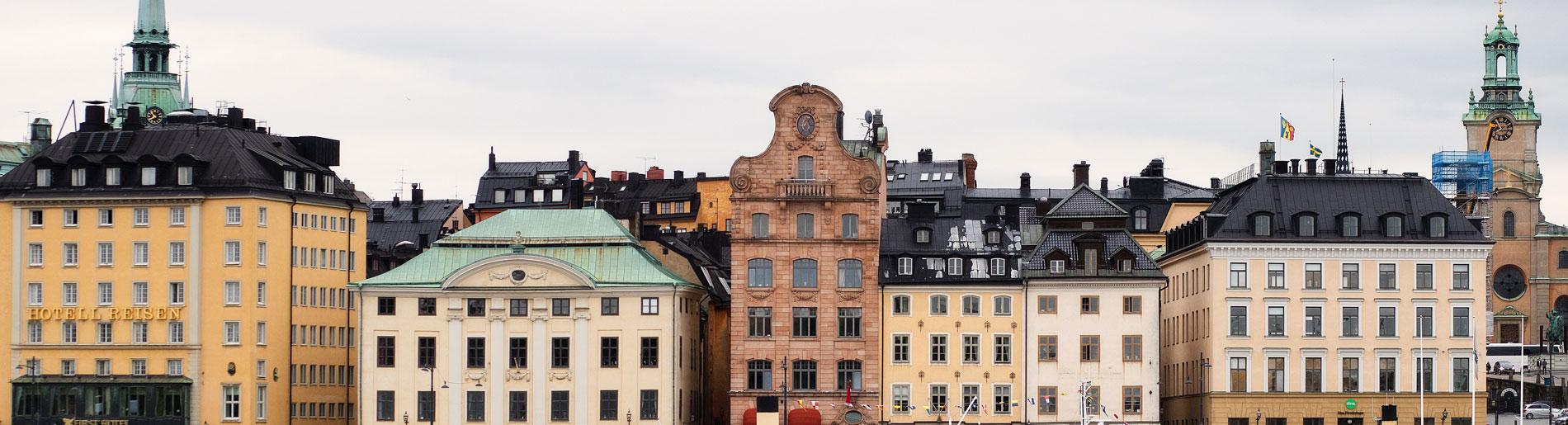 Sweden, Textile Tour, fabric tour, Europe
