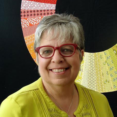 Modern Quilting Class with quilter Jacquie Gering