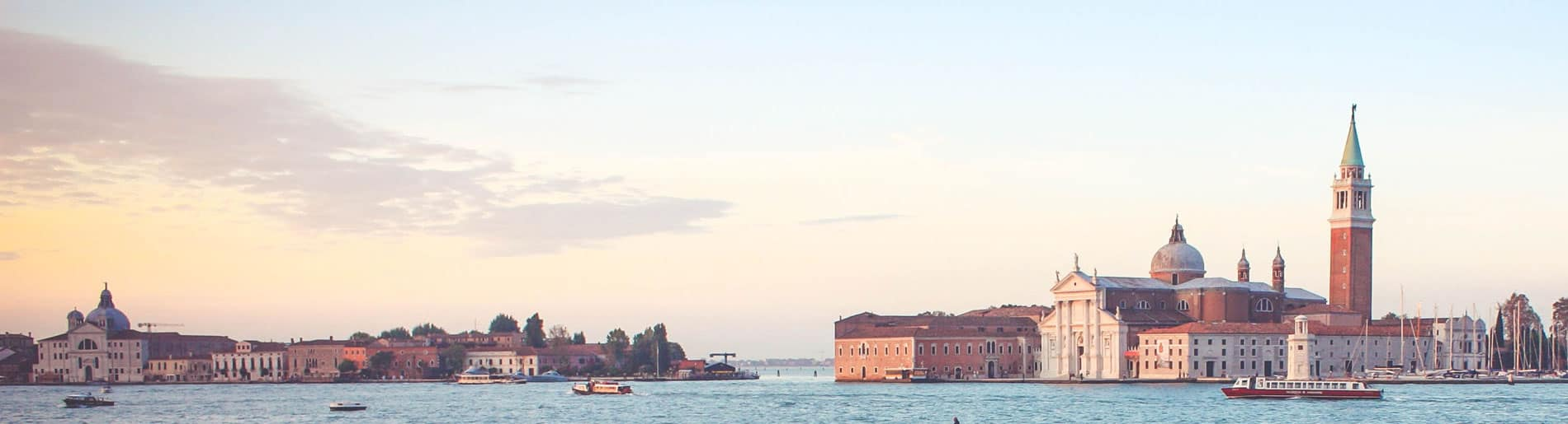 The Grand Italian Textile Tour by Hello Voyager visits Venice, Italy.