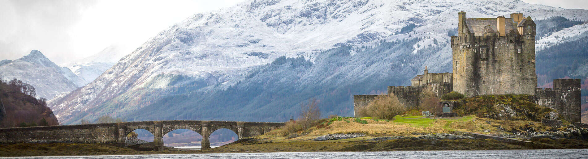 The Grand Scottish Textile Tour by Hello Voyager visits the Highlands in Scotland.